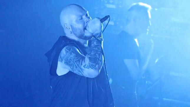 SOILWORK Issue European Tour Recap, Release Official Live Video For