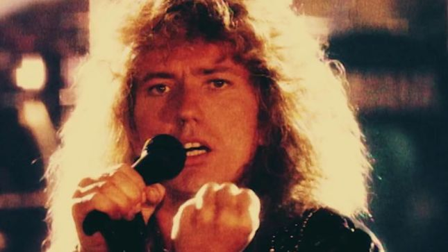 "WHITESNAKE Frontman DAVID COVERDALE On ""Here I Go Again"" - ""It's Wonderful And Humbling For Me To Hear That A Piece Of Music I Was Involved With Helped People Through A Crisis"""