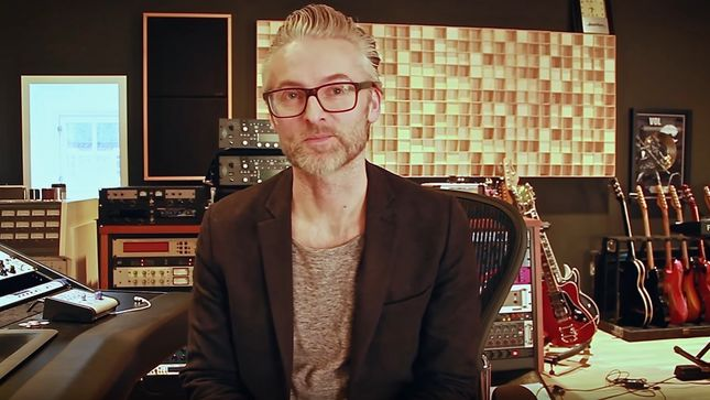 Producer JACOB HANSEN Mixes AMARANTHE's