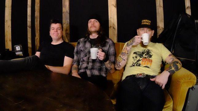 MONOLORD Begin Recording New Album