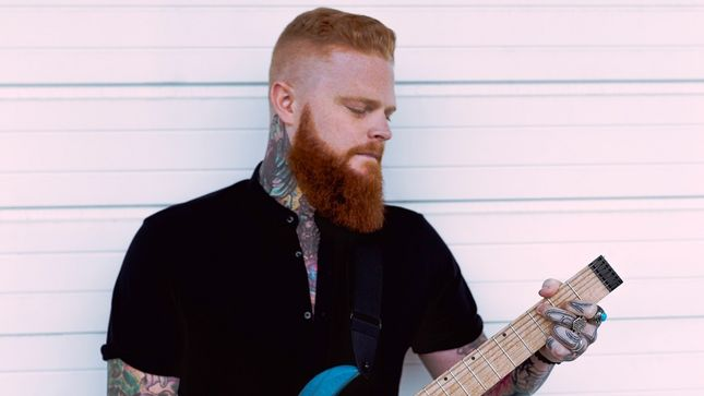 "BORN OF OSIRIS Guitarist LEE MCKINNEY Launches New Track ""The Sun And The Wind"""