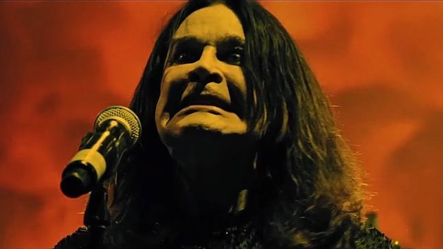 "OZZY OSBOURNE Is ""Complaining A Lot And He's Back To His Normal Routine, So Everything's A-Okay"" Following Bout With Pneumonia"