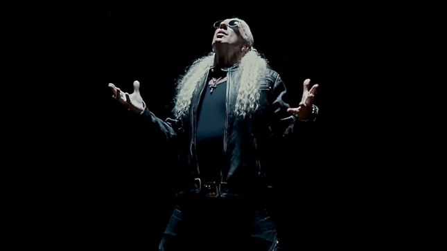 "TWISTED SISTER's DEE SNIDER - ""I Started A Band So Girls Would Notice Me"""