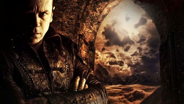 "Former CRADLE OF FILTH / WHITE EMPRESS Guitarist PAUL ALLENDER Resurfaces With DIAMORTE; Lyric Video For ""The Everlasting Night"" Posted"