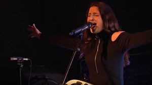 CELLAR DARLING Live At YouTube Space London; Performance / Q&A Video Streaming