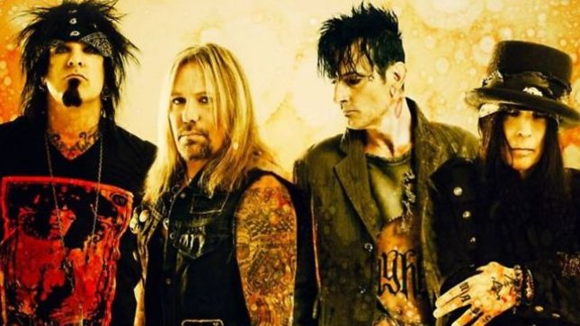 MÖTLEY CRÜE - Member Of The Dirt Film Crew Sues Band, Netflix Over Injuries Sustained On Set