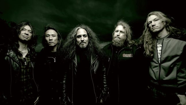 "DEATH ANGEL – ""The Struggle Is Real"""