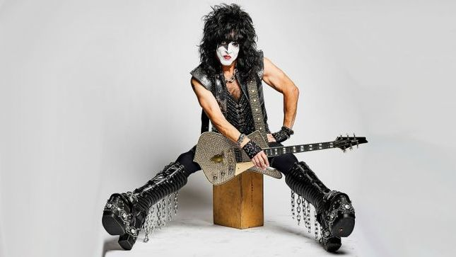 "PAUL STANLEY Of KISS - ""The Truth Is That You Lead By Example"""