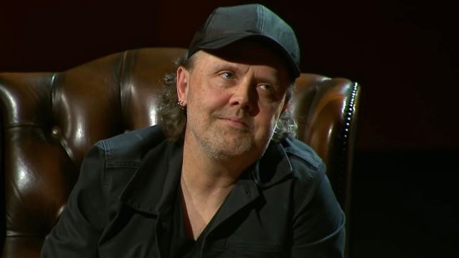 METALLICA Drummer LARS ULRICH On Touring In Two Week Shifts -