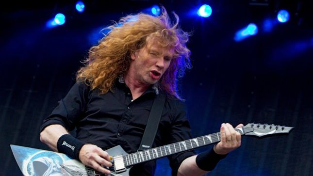 "MEGADETH's Dave Mustaine Says OZZY OSBOURNE North American Tour Dates Are A Go - ""ZAKK WYLDE Went Home To Get Ready For The Tour"""