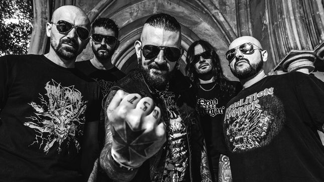BEHEADED Streaming Only Death Can Save You Album Ahead Of Official Release