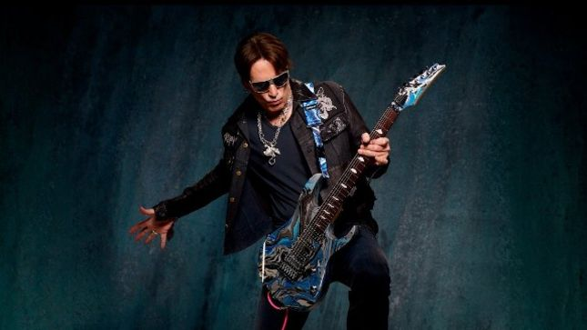 STEVE VAI - Three TonePrints For Brainwaves Pitch Shifter Available; Demo Video Posted
