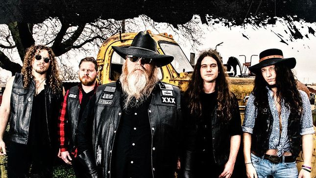 "TEXAS HIPPIE COALITION – ""Open Your Ears, Block Out The Noise"""