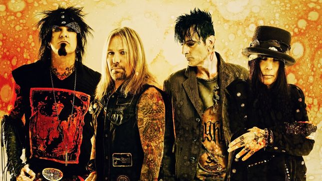 MÖTLEY CRÜE - The Dirt Is Highest Audience Rated Film On