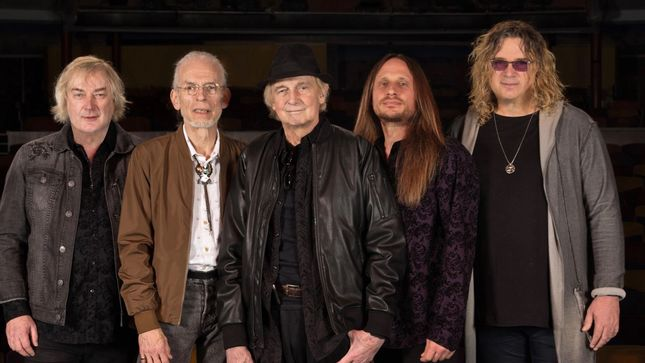 YES Release YES 50: Yesterday, Today, Tomorrow Documentary Ahead Of The Royal Affair North American Tour; Video