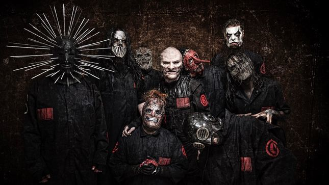SLIPKNOT's SID WILSON Checks In From The Studio -