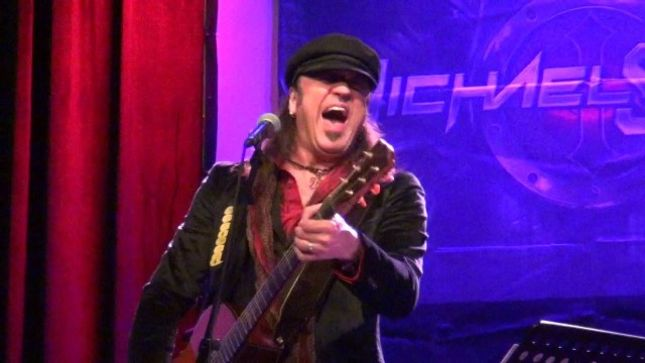 STRYPER Frontman MICHAEL SWEET Completes Vocal Recordings For New Solo Album