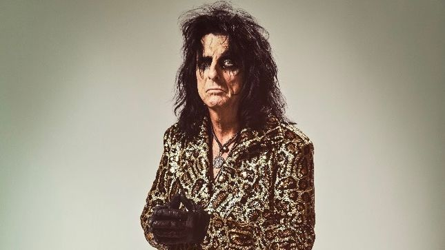 Hollywood Vampires Tour 2020 ALICE COOPER And Members Of HOLLYWOOD VAMPIRES, MOTHER'S FINEST