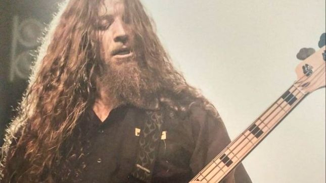 "Former ANNIHILATOR Bassist RUSS BERGQUIST Streaming ""Caged"" From New Solo Album Featuring Drummer RYAN VAN POEDEROOYEN"
