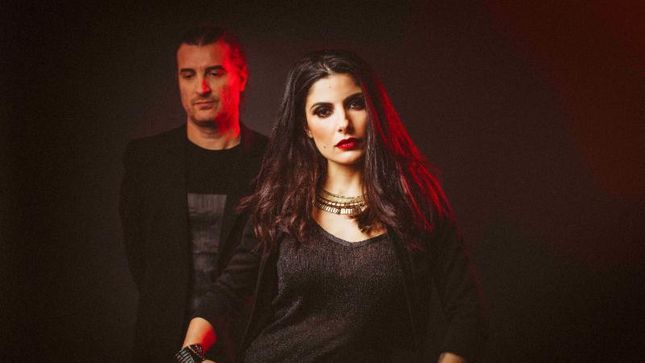 "ARDOURS Feat. TRISTANIA Singer MARIANGELA DEMURTAS Launch Teaser For New Song ""Catabolic"""