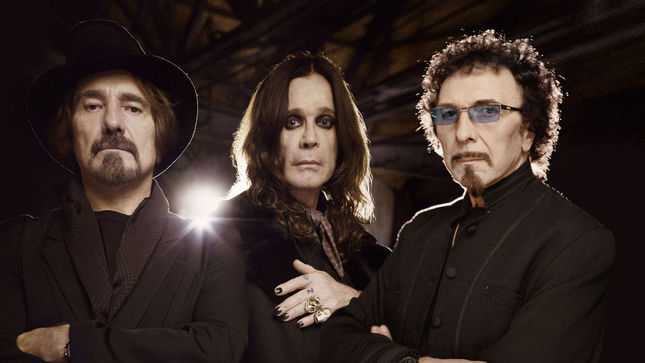 BLACK SABBATH - New Limited Edition Vinyl Collection Due In September