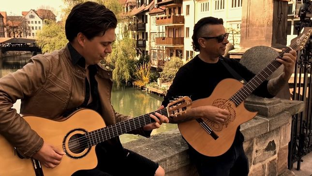 "IRON MAIDEN's ""Aces High"" Gets Acoustic Treatment From THOMAS ZWIJSEN & BEN WOODS; Video"