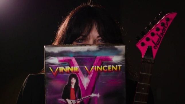 VINNIE VINCENT Announces Nashville Comeback Show For June 7th; Very Limited Number Of Tickets Available