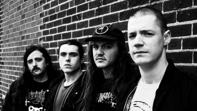 FULL OF HELL Perform At Brooklyn Bazaar; Whole Set Streaming
