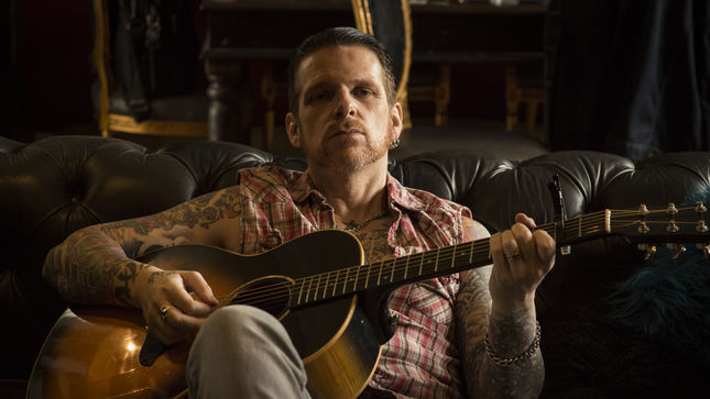 THIN LIZZY / BLACK STAR RIDERS Frontman RICKY WARWICK To Present  Rock 'N' Roll Highway Film Alongside RALPH McLEAN