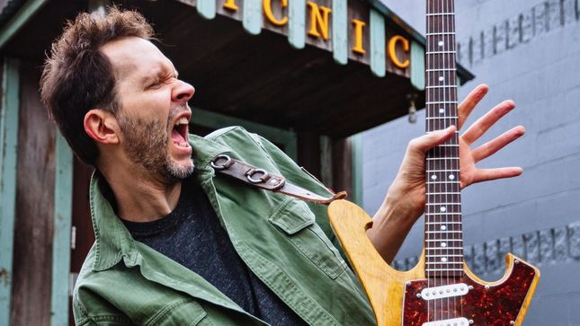 "MR. BIG Guitarist PAUL GILBERT Premiers ""Things Can Walk To You"" Video Ahead Of Behold Electric Guitar Album Release"