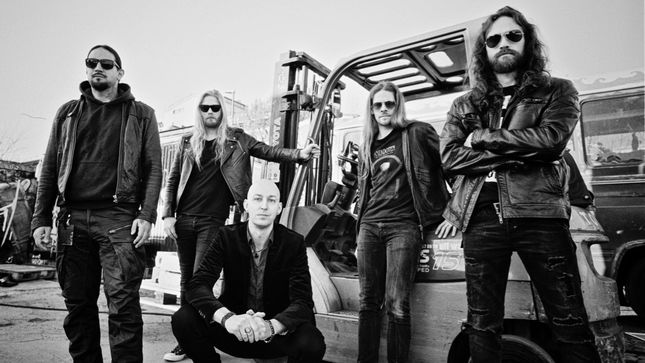 "SOEN Confirms Plans For Latin American Tour In March 2020; Band Pays Homage To Fans With New Video Photobook Featuring ""Lascivious"""