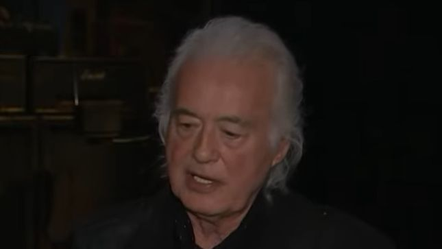 jimmy page talks about the early led zeppelin catalog in new ap video yes they were pretty. Black Bedroom Furniture Sets. Home Design Ideas