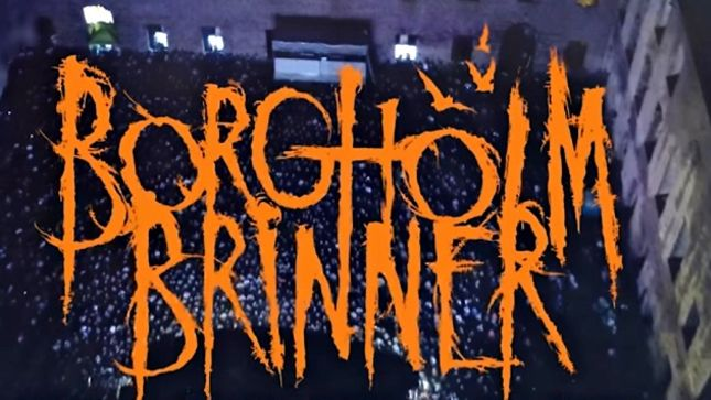 IN FLAMES - Official Documentary Of Borgholm Brinner 2018