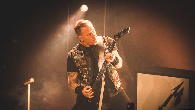 UK Cyber Security Center Urges Public To Stop Using METALLICA And SLIPKNOT As Passwords