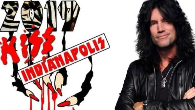Guitarist TOMMY THAYER To Appear At Upcoming KISS Indianapolis Expo 2019; BRUCE KULICK, JOHN CORABI, MARK SLAUGHTER And LITA FORD Confirmed As Special Guests