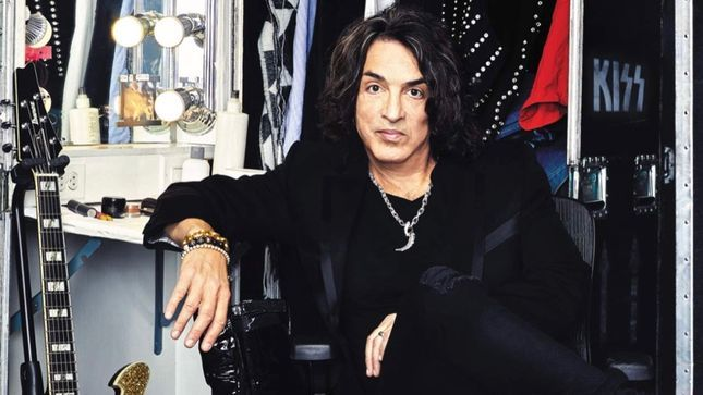 "PAUL STANLEY - ""I Think The Best Advice We Can Give People Is To Tell Them How We've Dealt With Things"" (Video)"