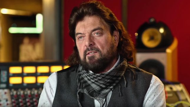 "ALAN PARSONS - Making Of ""Years Of Glory"" Video"