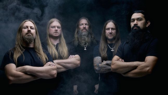 AMON AMARTH Release Berserker Album; Track-By-Track Videos For Each Song Posted