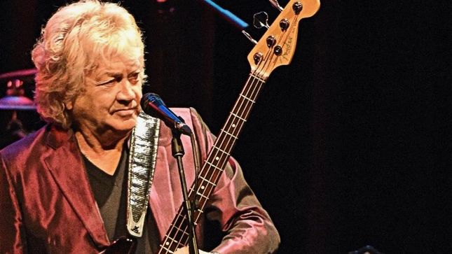 JOHN LODGE Of THE MOODY BLUES To Release New Album In August; The Royal Affair Tour With YES Underway