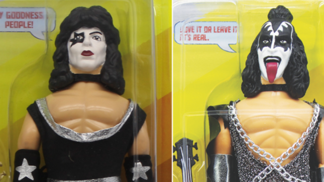 Mego's MARTY ABRAMS Talks KISS Action Figures And Tie-In To End Of The Road Farewell Tour