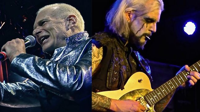 JOHN 5 Shares Audio Snippet From Unreleased Album With DAVID LEE ROTH