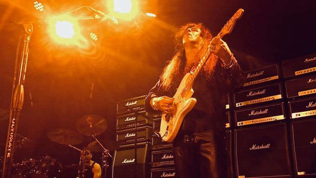 "YNGWIE MALMSTEEN On Possibilty Of Reuniting With Former Vocalists - ""I Have No Desire To Do That; I Wish Them All The Best"""
