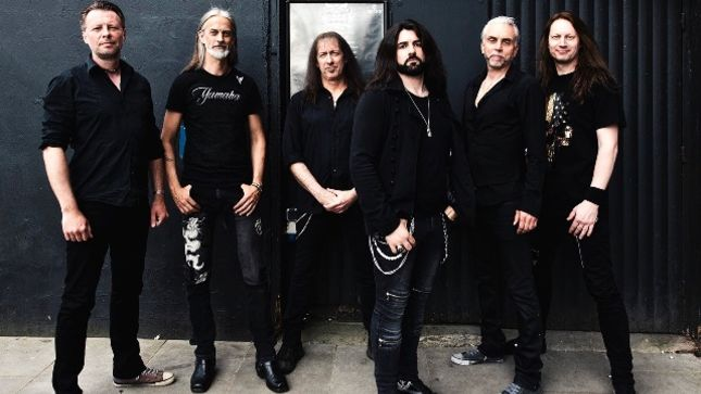 THE UNITY Featuring GAMMA RAY Members Extend Record Deal With SPV / Steamhammer; Headline Tour Dates Announced