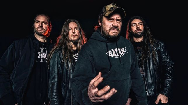 ENTOMBED A.D. To Release Bowels Of Earth Album In August
