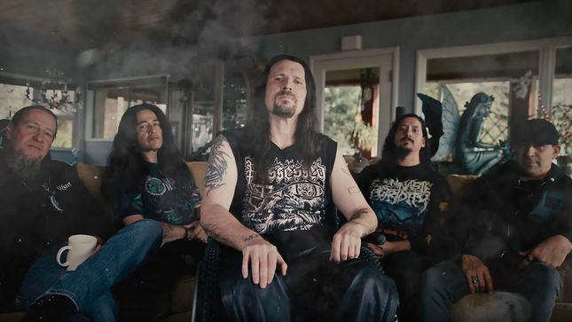 POSSESSED's Revelations Of Oblivion Album Out Now; New Video Trailer Streaming