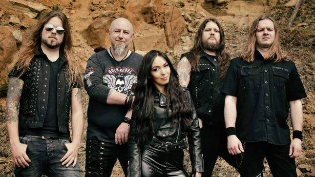 CRYSTAL VIPER To Release Tales Of Fire And Ice Album In Fall 2019