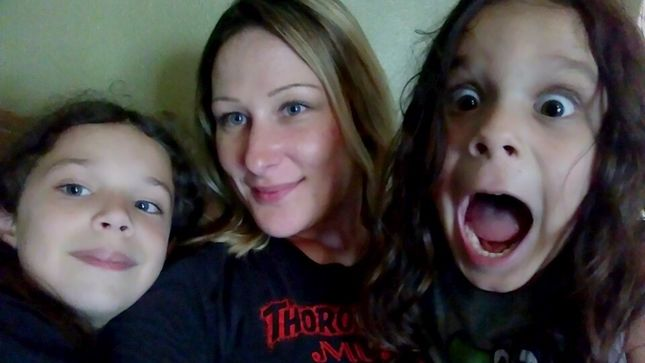OBITUARY Bassist TERRY BUTLER's Daughter Killed In Car Crash; GoFundMe Page Launched Two Help With His Two Grandsons