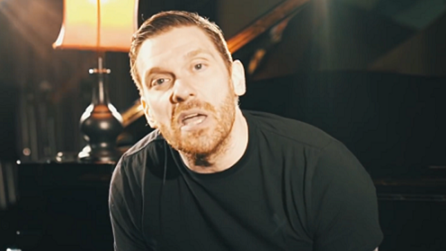 "SHINEDOWN Release Video For ""Get Up (Piano Version)"""