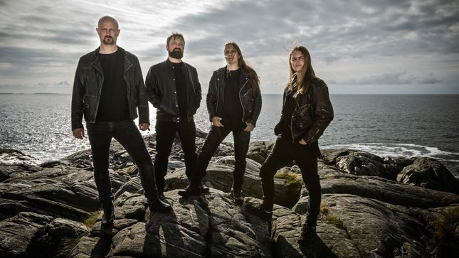 EINHERJER Sign Worldwide Deal With Napalm Records