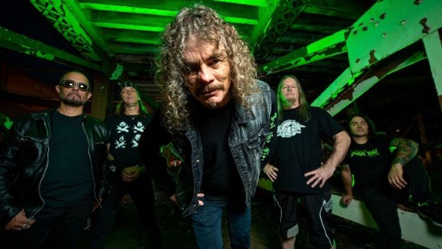 "OVERKILL Frontman BOBBY ""BLITZ"" ELLSWORTH - ""We're Not Dinosaurs With Regard To Knowing What Social Media Can Do For Us, But On A Personal Level I Fucking Hate It"""